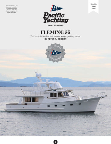 Fleming 55 [Tested in 2018]