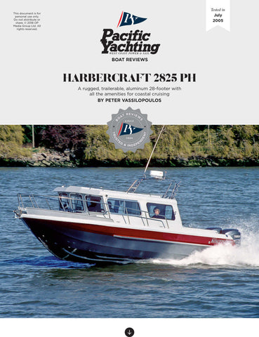 Harbercraft 2825 PH [Tested in 2005]
