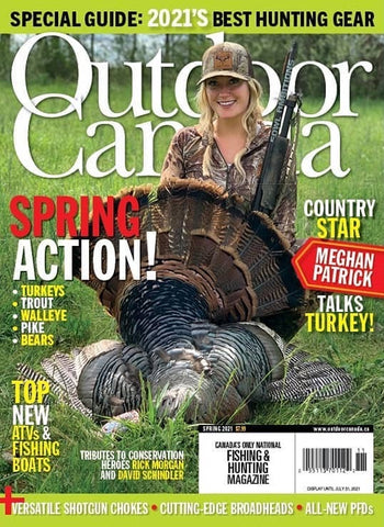 Outdoor Canada May/June 2021 Issue