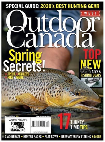 Outdoor Canada West May/June 2020 Issue