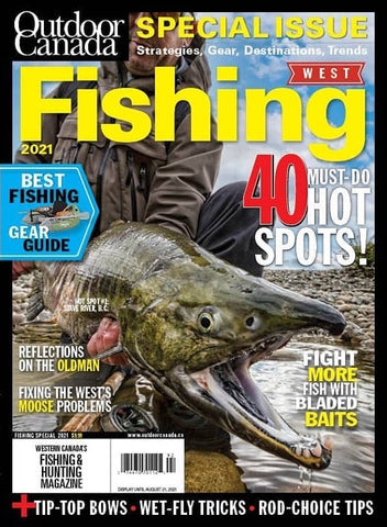 Outdoor Canada West Special Fishing 2021 Issue