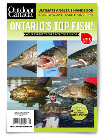 Ontario's Top Fish: Your Expert Tackle & Tactics Guide