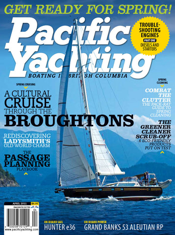 Pacific Yachting April 2011 Issue