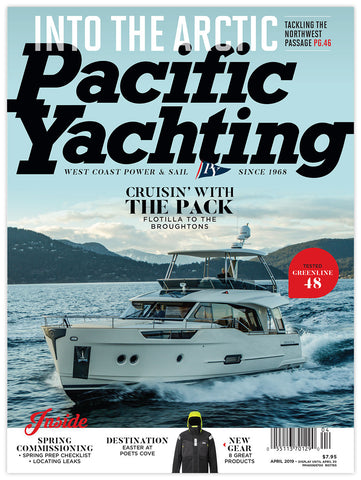 Pacific Yachting April 2019 Issue
