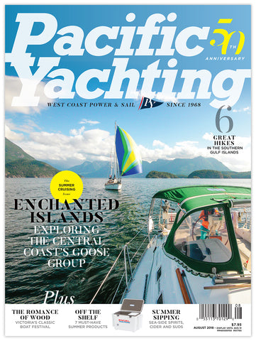 Pacific Yachting August 2018 Issue