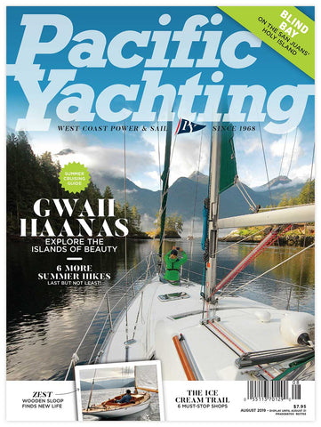 Pacific Yachting August 2019 Issue