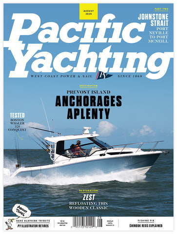 Pacific Yachting August 2020 Issue