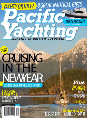 Pacific Yachting December 2011 Issue