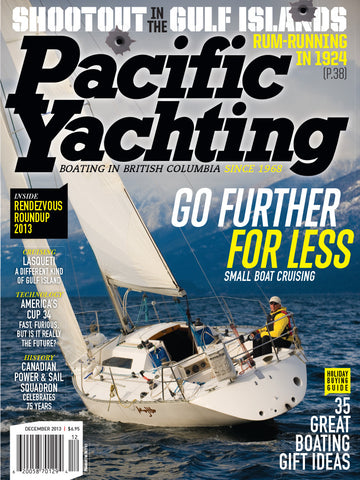 Pacific Yachting December 2013 Issue