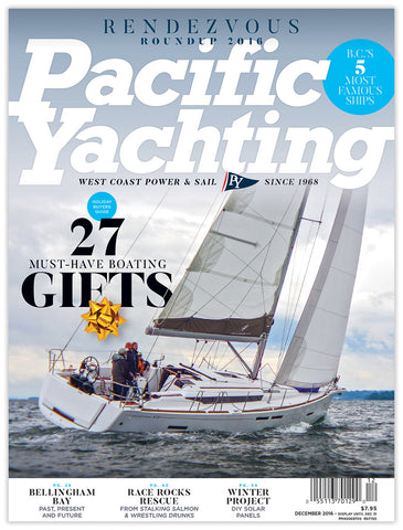 Pacific Yachting December 2016 Issue