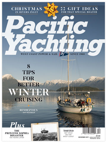 Pacific Yachting December 2017 Issue