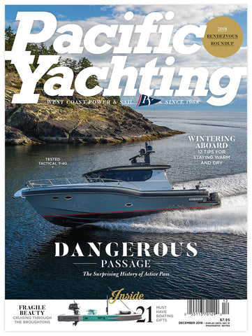 Pacific Yachting December 2018 Issue