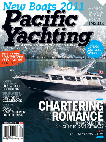 Pacific Yachting February 2011 Issue