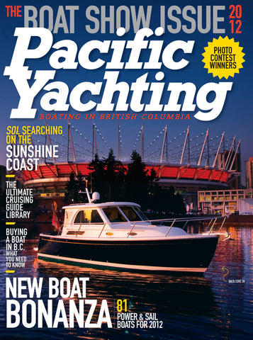 Pacific Yachting February 2012 Issue