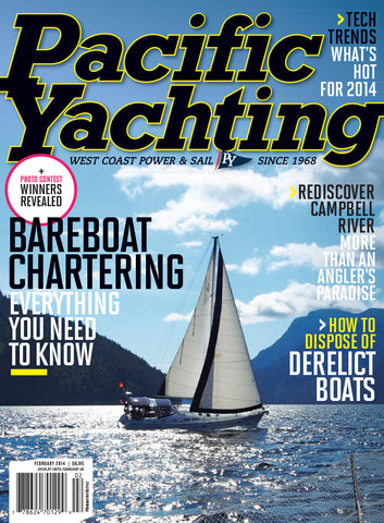 Pacific Yachting February 2014 Issue