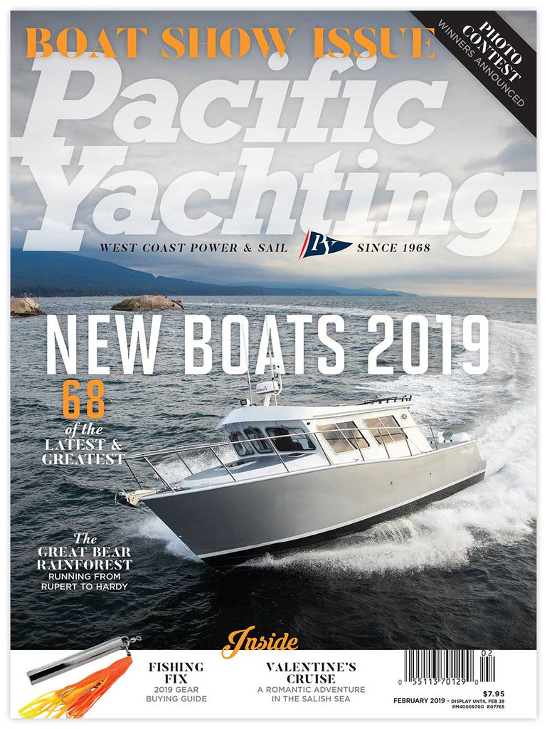 Pacific Yachting February 2019 Issue
