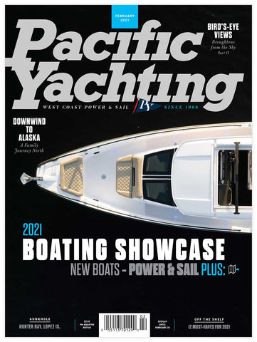 Pacific Yachting February 2021 Issue