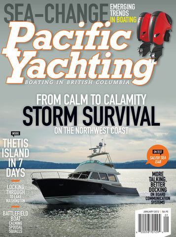 Pacific Yachting January 2012 Issue