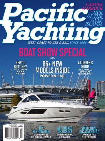 Pacific Yachting January 2014 Issue