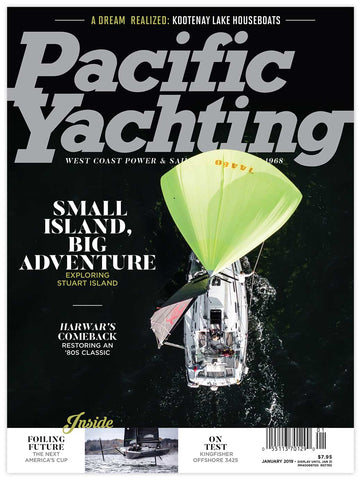 Pacific Yachting January 2019 Issue