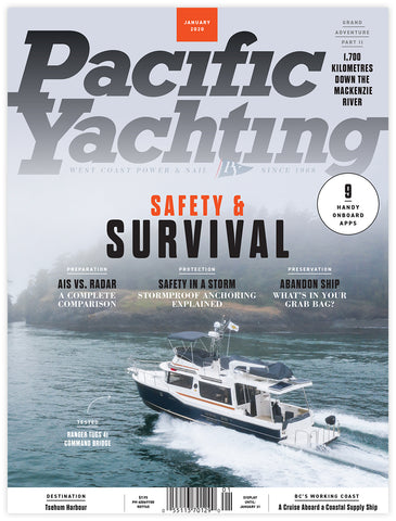 Pacific Yachting January 2020 Issue