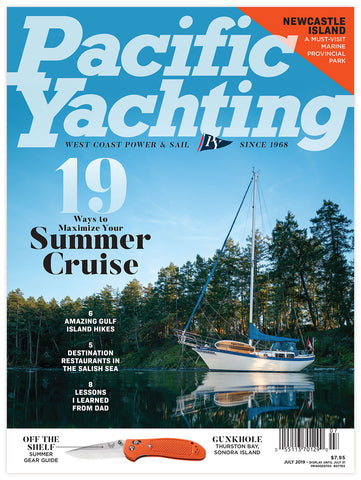 Pacific Yachting July 2019 Issue
