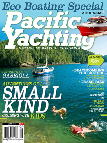 Pacific Yachting June 2011 Issue