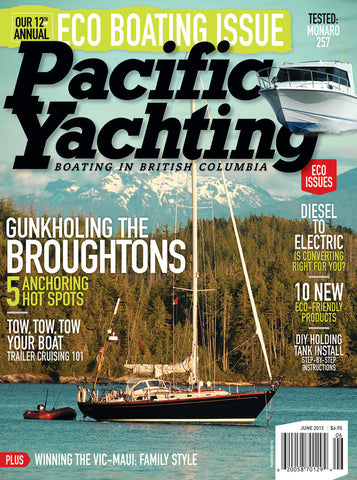 Pacific Yachting June 2012 Issue