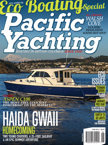 Pacific Yachting June 2013 Issue