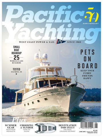 Pacific Yachting June 2018 Issue