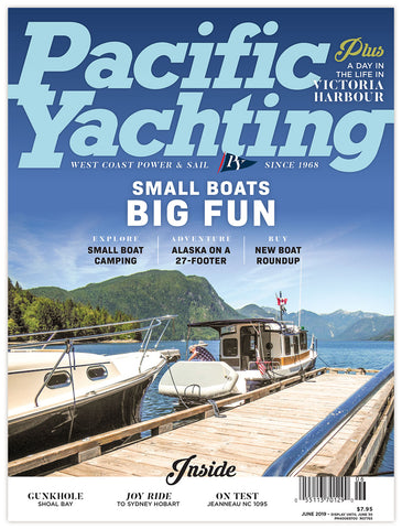 Pacific Yachting June 2019 Issue