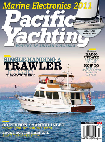 Pacific Yachting March 2011 Issue