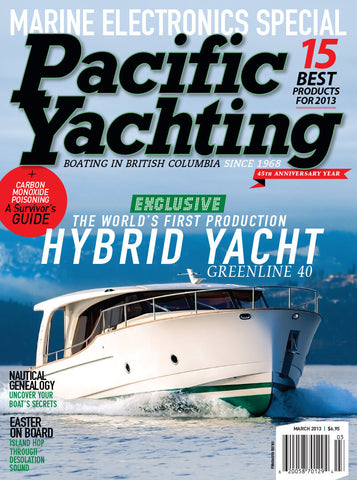 Pacific Yachting March 2013 Issue