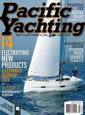 Pacific Yachting March 2014 Issue