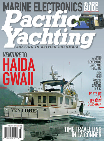 Pacific Yachting March 2012 Issue
