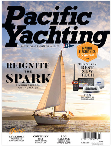 Pacific Yachting March 2019 Issue