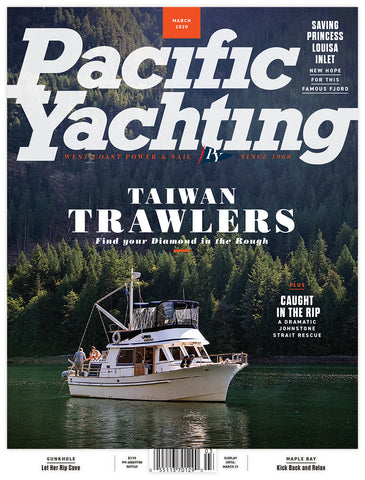 Pacific Yachting March 2020 Issue