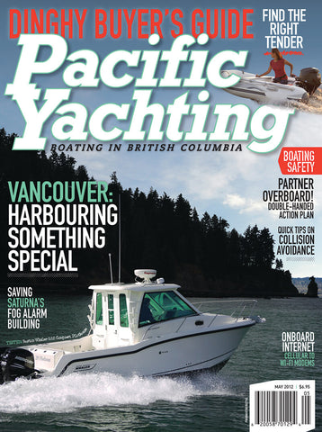 Pacific Yachting May 2012 Issue