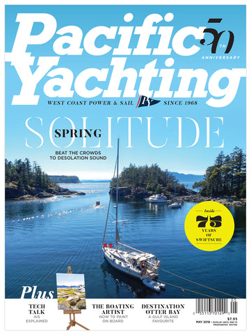 Pacific Yachting May 2018 Issue