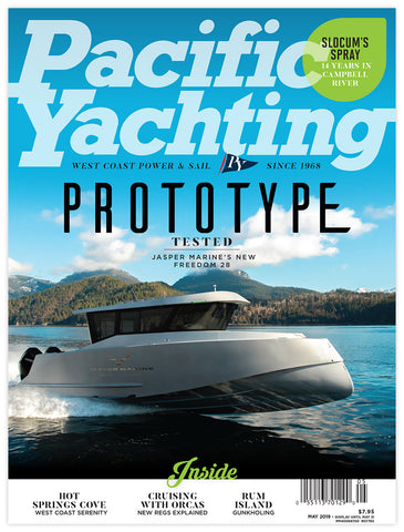 Pacific Yachting May 2019 Issue