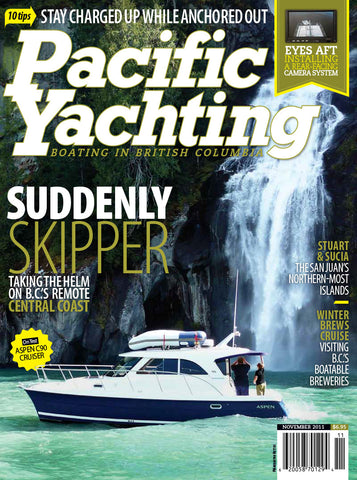 Pacific Yachting November 2011 Issue