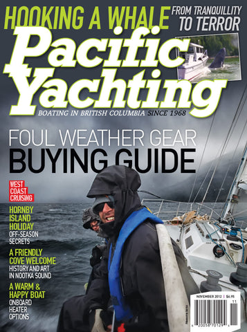 Pacific Yachting November 2012 Issue