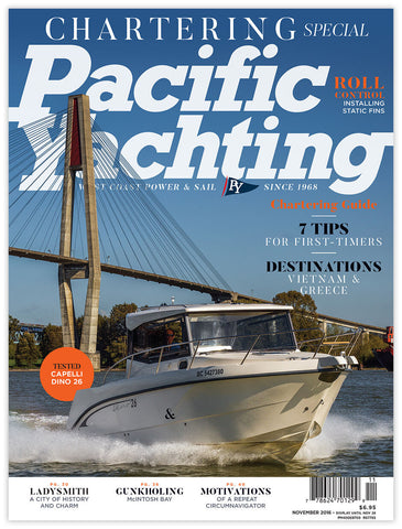 Pacific Yachting November 2016 Issue