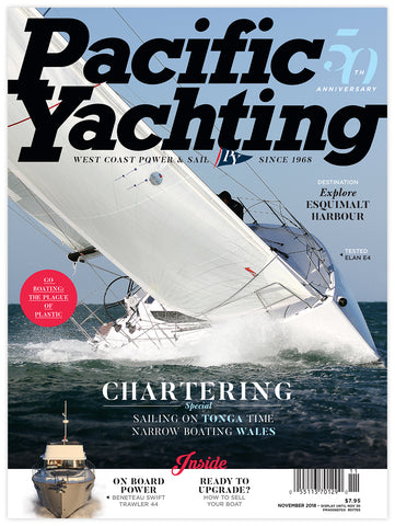Pacific Yachting November 2018 Issue