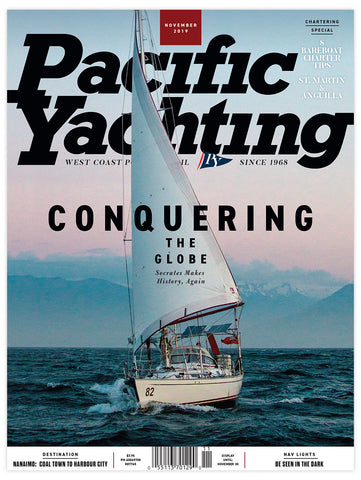 Pacific Yachting November 2019 Issue