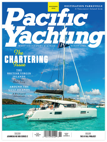 Pacific Yachting November 2020 Issue