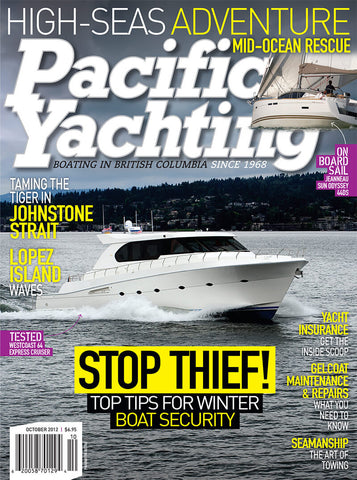 Pacific Yachting October 2012 Issue