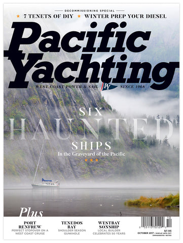 Pacific Yachting October 2017 Issue