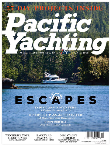 Pacific Yachting October 2019 Issue