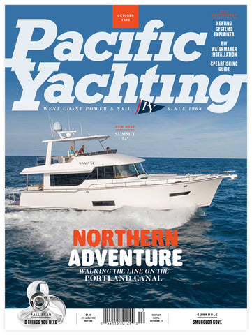 Pacific Yachting October 2020 Issue